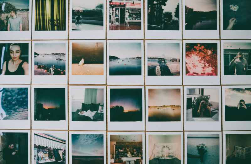 rama foto digitala